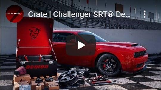Dodge challenger France